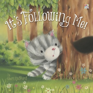 It's Following Me Cover