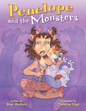 Penelope and the Monsters Cover